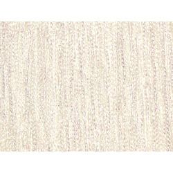 STRETCH IRIDESCENT FRINGE 30CM WHITE