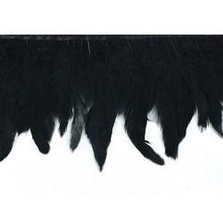 COQUE FRINGE BLACK