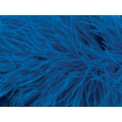 PURE OSTRICH LUX 6 PLY BOA ELECTRIC BLUE