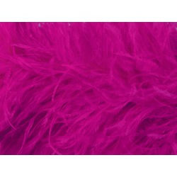 PURE OSTRICH LUX 6 PLY BOA ELECTRIC PINK