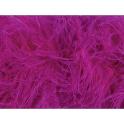 PURE OSTRICH LUX 6 PLY BOA FUCHSIA PINK
