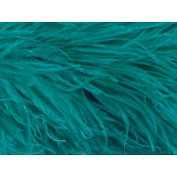 PURE OSTRICH LUXURY 6 PLY BOA JADE
