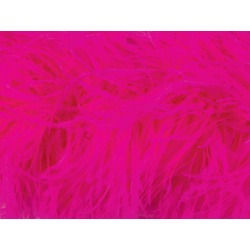 PURE OSTRICH LUXURY 6 PLY BOA PINK FIZZ