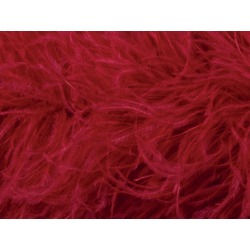 PURE OSTRICH LUXURY 6 PLY BOA RED