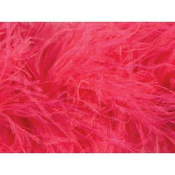 PURE OSTRICH LUXURY 6 PLY BOA SALMON
