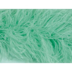 PURE OSTRICH LUXURY 6 PLY BOA SPEARMINT