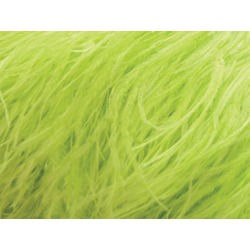PURE OSTRICH LUX 6 PLY BOA TROPIC LIME