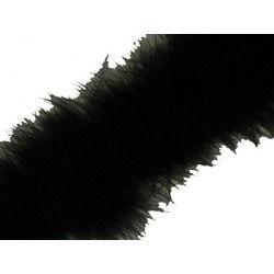 MARABOU BOA BLACK
