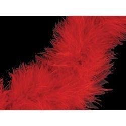 MARABOU BOA RED