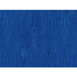 TACTEL FRINGE 45CM ELECTRIC BLUE