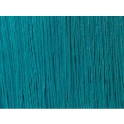 TACTEL FRINGE 15CM BLUE ZIRCON