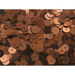 24MM LOOSE SEQUINS BRONZE