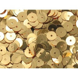24MM LOOSE SEQUINS GOLD