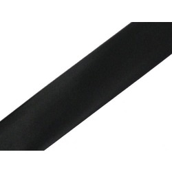 SATIN BIAS BINDING 19MM BLACK