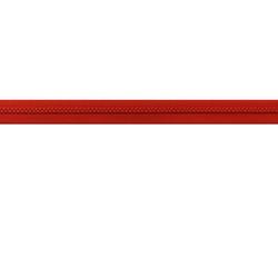 YKK ZIP FLORESCENT RED