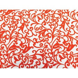 OPHELIA FLOCK ON STRETCH NET ORANGE