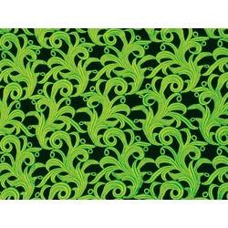 TAMARA GUIPURE LACE FLUORESCENT GREEN