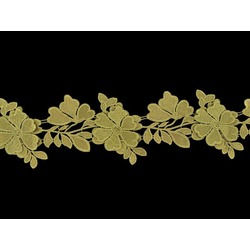 BLOSSOM RIBBON VINTAGE GOLD
