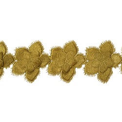 SIENNA RIBBON VINTAGE GOLD