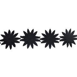 SUNFLOWER RIBBON BLACK