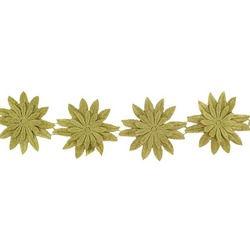 SUNFLOWER RIBBON VINTAGE GOLD