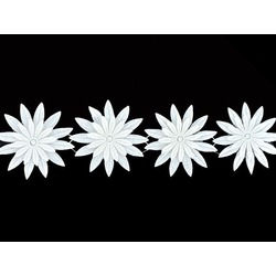 SUNFLOWER RIBBON WHITE