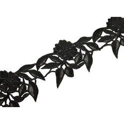 ROSE-ANNE RIBBON BLACK
