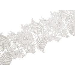 OLIVIA RIBBON ANT-WHITE