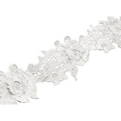 AMARYLLIS RIBBON ANTIQUE WHITE