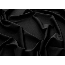 STR SOVEREIGN GABARDINE BLACK