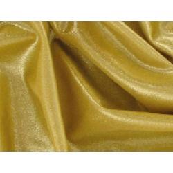 STRETCH METALLIC LYCRA GOLD
