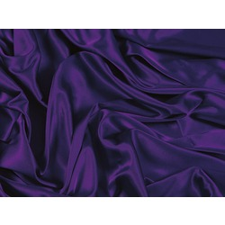 STRETCH SATIN PURPLE RAIN
