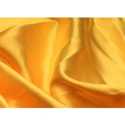 STRETCH SATIN SUMMERGOLD