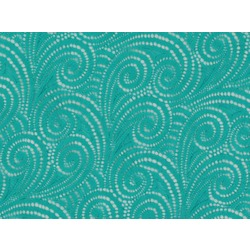 SWIRL STRETCH LACE JADE