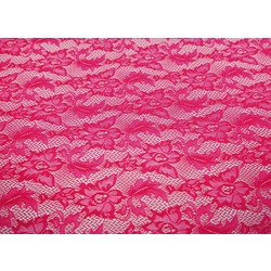 VALENTINA STRETCH LACE MAGENTA