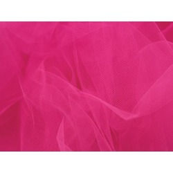 TULLE ELECTRIC PINK