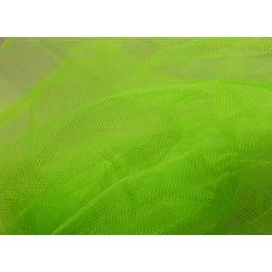 STIFF TULLE FLUO GREEN