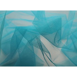 STIFF TULLE HAWAII BLUE