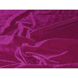 SMOOTH VELVET FUCHSIA PINK