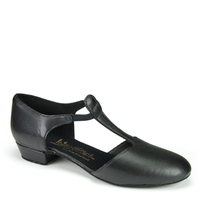 GREEK SANDAL - BLACK CALF