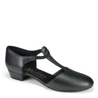 GREEK SANDAL - BLACK CALF