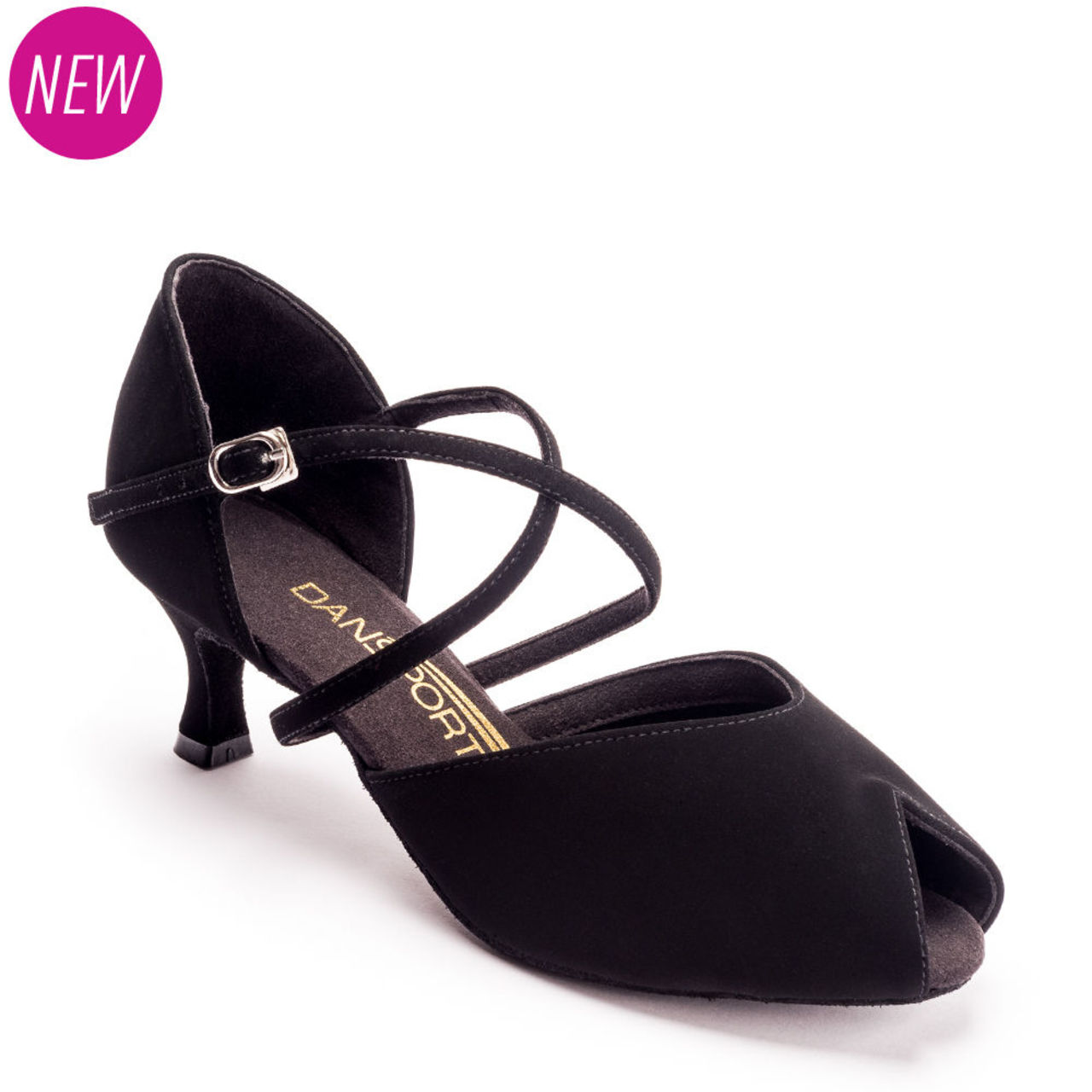 S4016 - BLACK NUBUCK