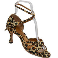 1010  CHEETAH SATIN