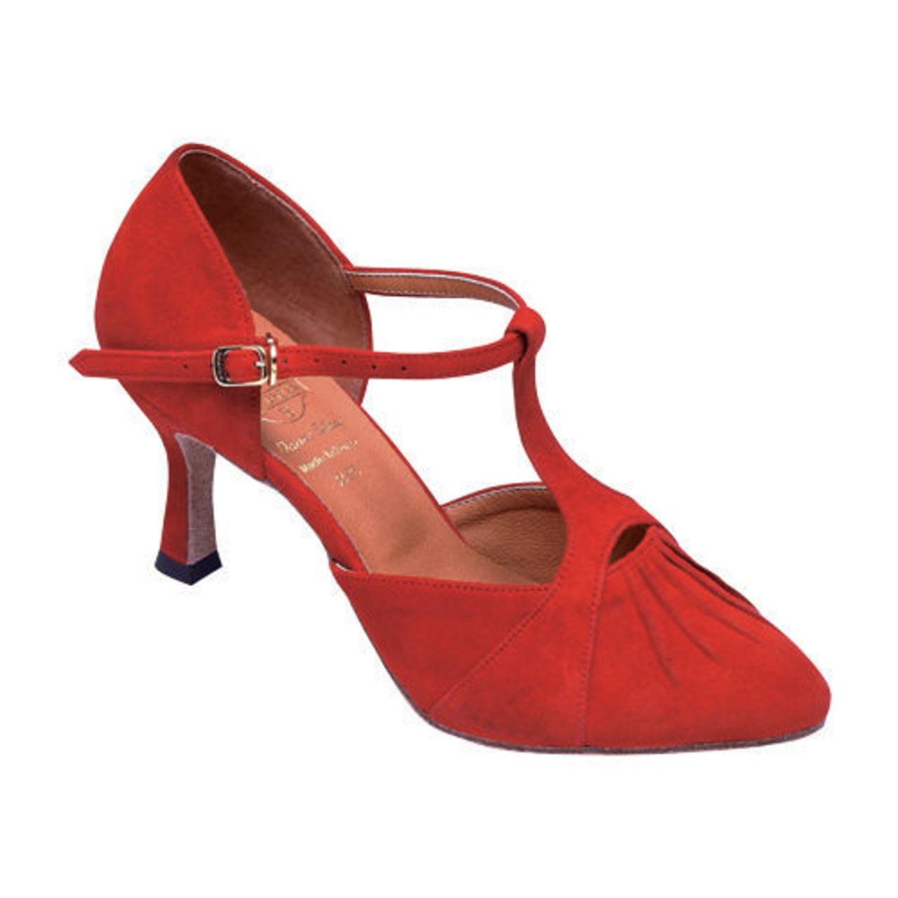 3010 (RED NUBUCK)