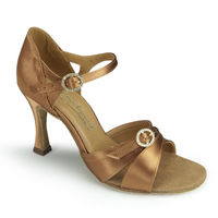 GABRIELLA (TAN SATIN)