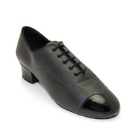 RUMBA DUO (BLACK CALF / PATENT)