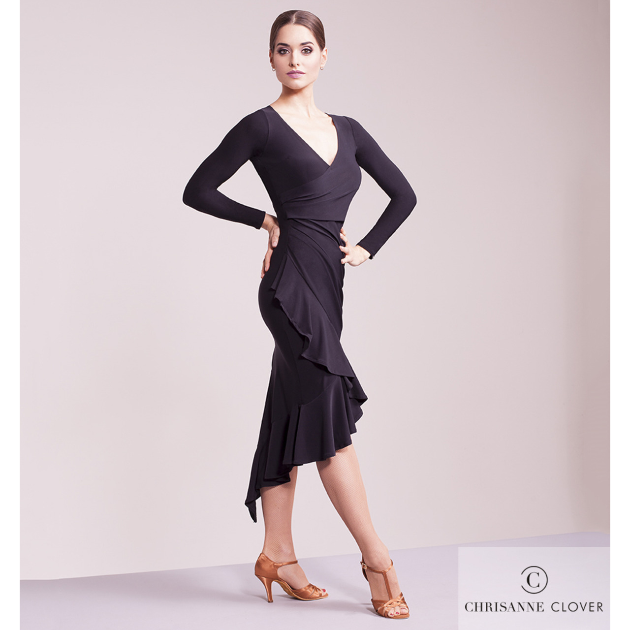 HYPNOTIC LATIN DRESS (Платье)
