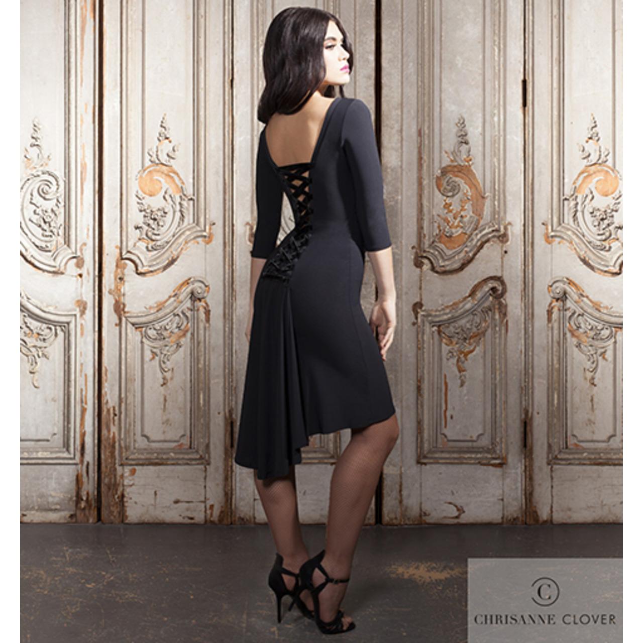 BROOKLYN LATIN DRESS (Платье для Аргентинского танго или латинской практики)