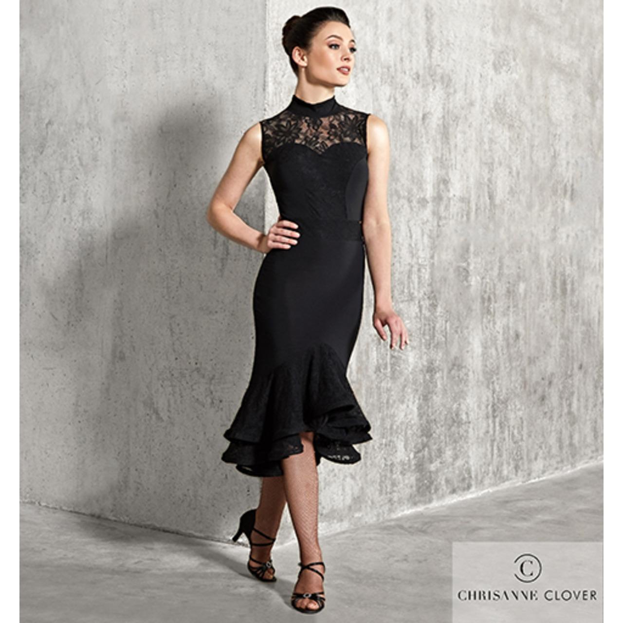 ALISHA LATIN DRESS (платье)