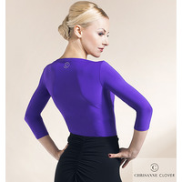 ETERNITY TOP LARGE PURPLE RAIN (BLK) ( ТОП)